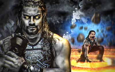 WWE Roman Reigns Wallpaper 2019 by LastBreathGFX