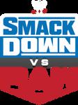 WWE SmackDown vs. RAW Custom 2020 Logo
