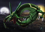 649 Monsters - Rayquaza