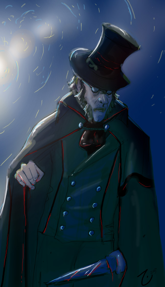 jack-the-ripper by Elliste