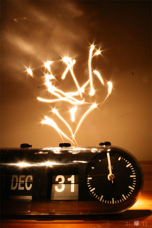Happy new year by horeb