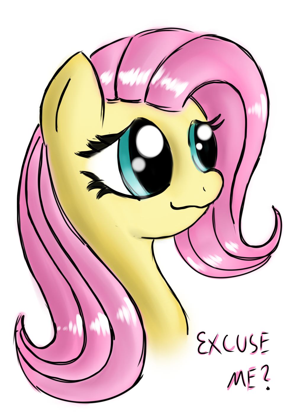 Excuse me? by malamol