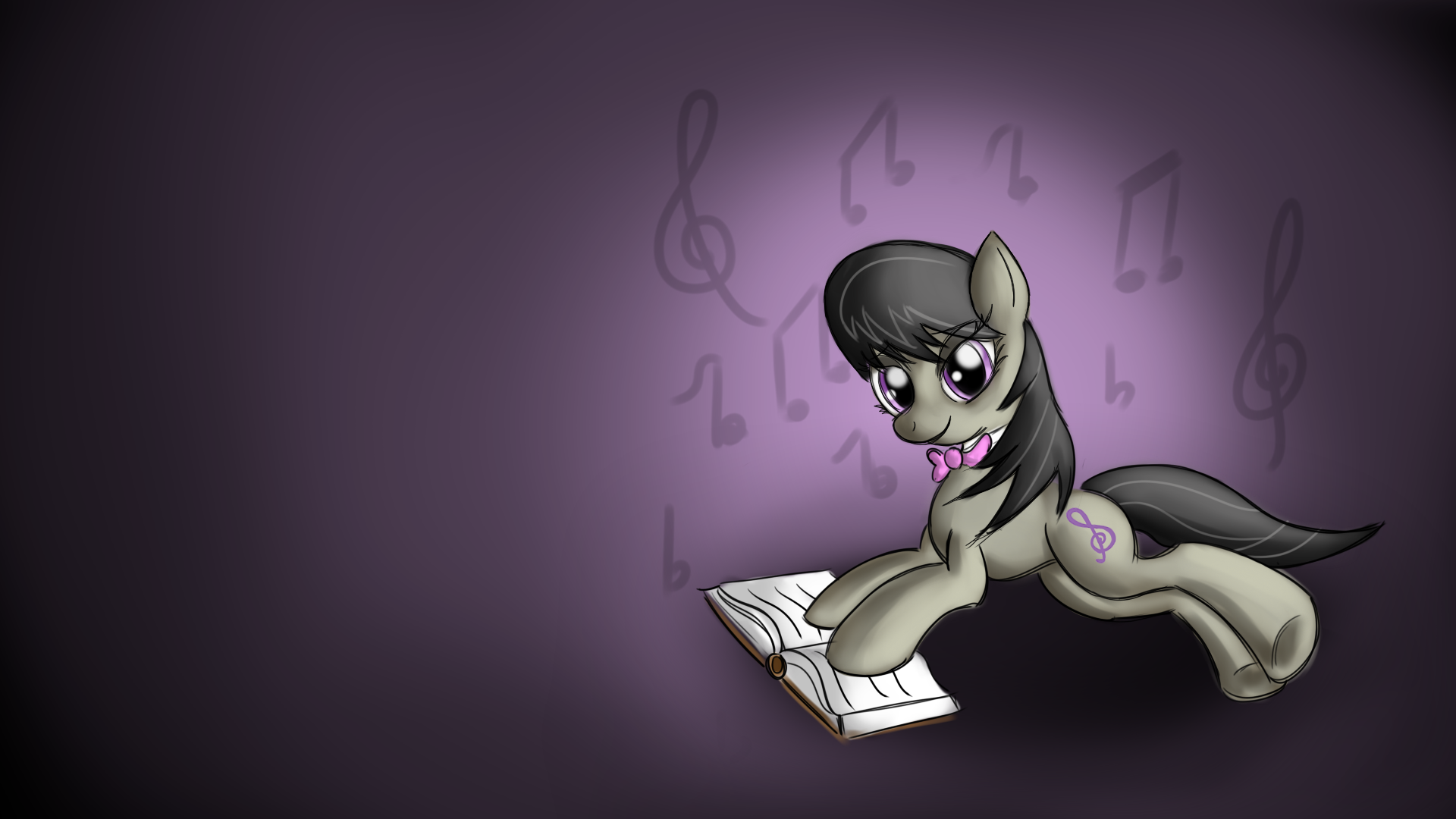 Octavia like reading too by malamol