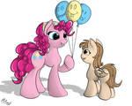 Baloon Stand by malamol