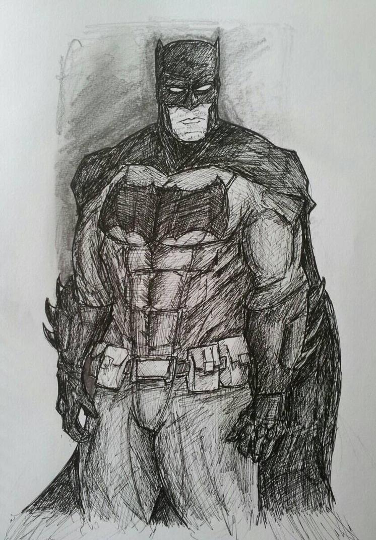 THE BATMAN by xXdrawingguyXx