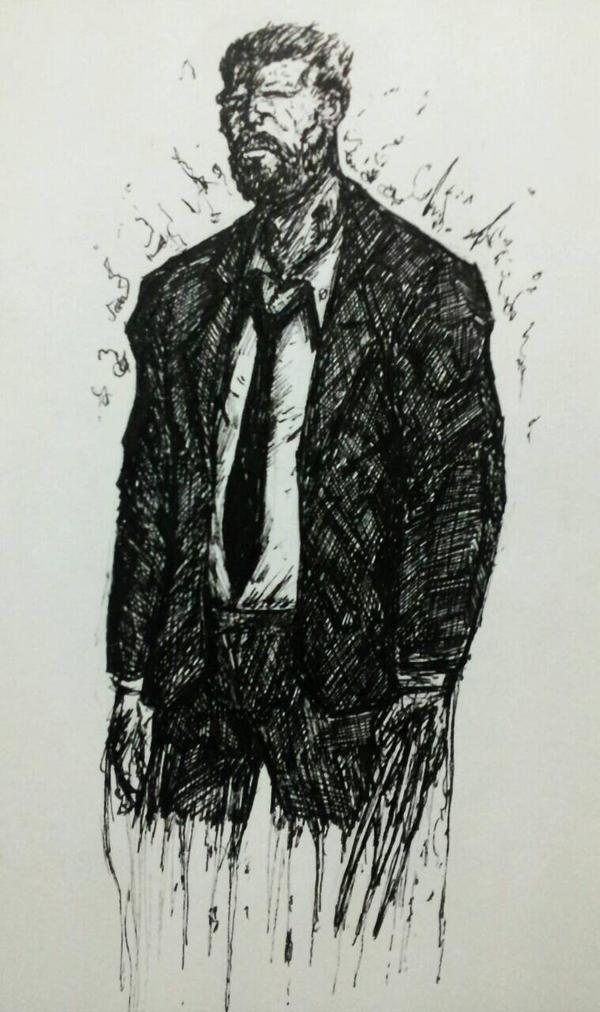 Old Man Logan by xXdrawingguyXx