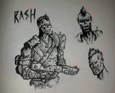 Rash by xXdrawingguyXx