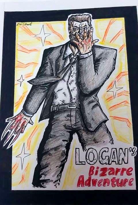 Logan's Bizarre Adventure by xXdrawingguyXx