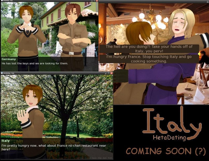 HetaDating is coming soon? - Random Screenshoots by LullaTheOtaku