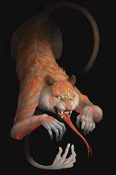 Tiger Duppy by Nhyra
