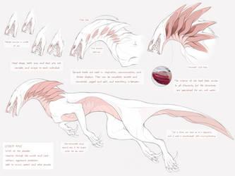 Vile Caulbeast [ref] by Nhyra