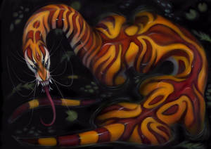 Reticulated Tiger