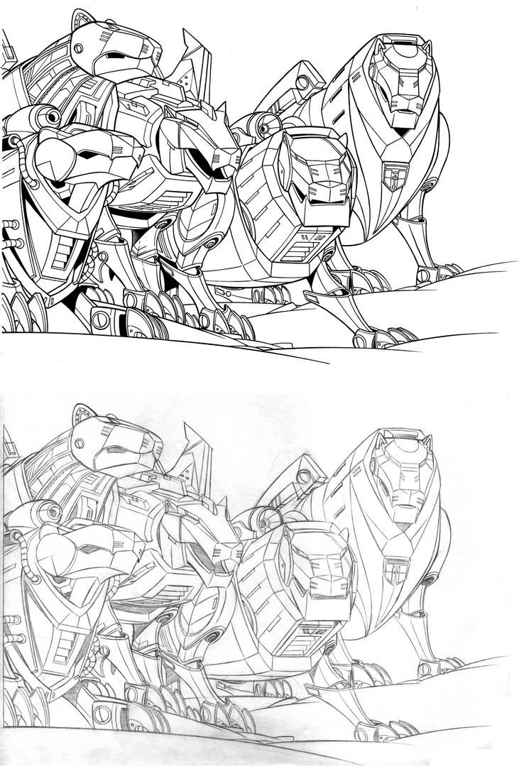 Voltron Force Coloring Pages Coloring Pages Voltron Coloring Pages