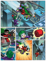 Batman Lego page 4