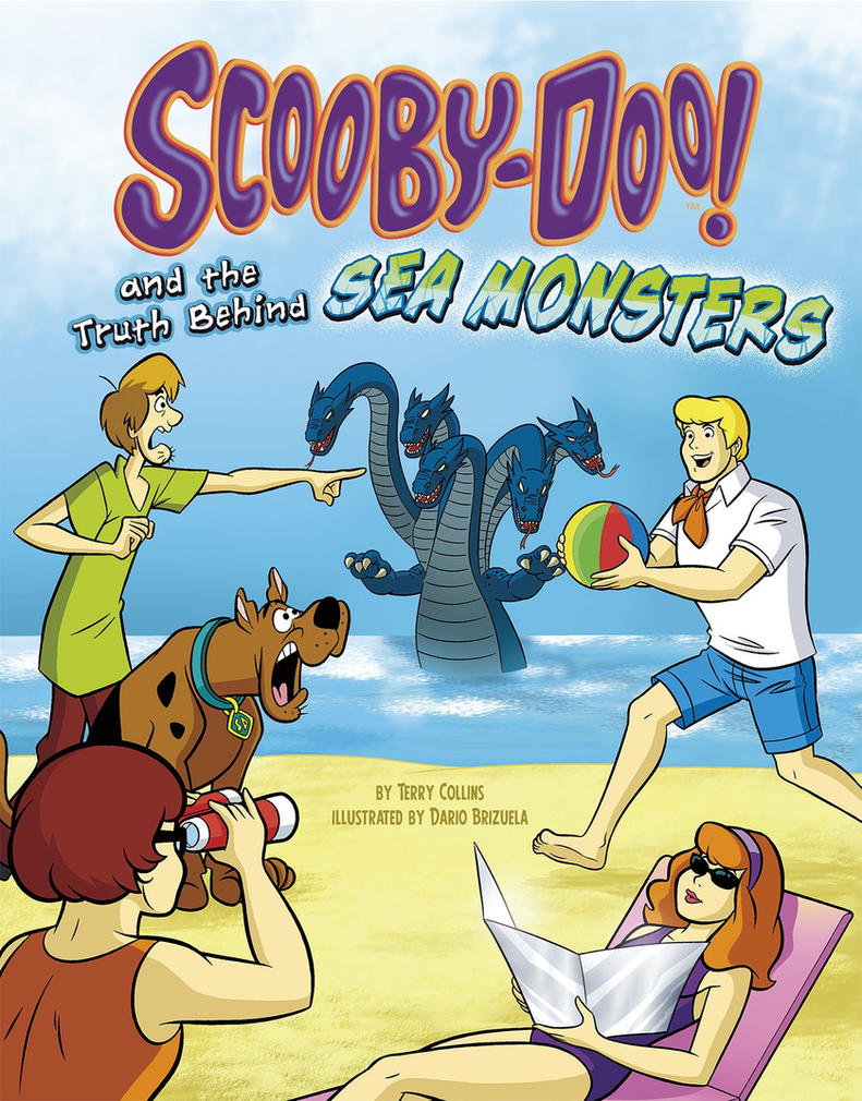 Scooby Doo Story Book - Capstone publishing by ...