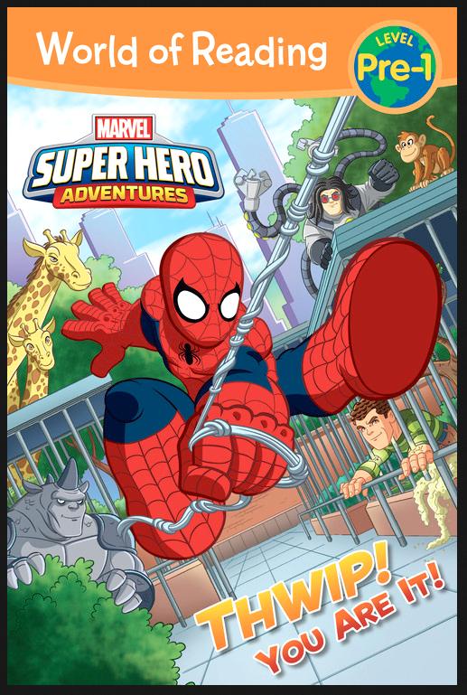 Marvel Super Hero Adventures Spiderman cover art. by DarioBrizuelaArtwork