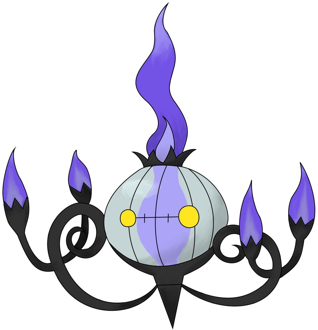 New chandelier pokemon alternativaazapatero whoa you some ghostly chandelier gurl arubaitofo Images
