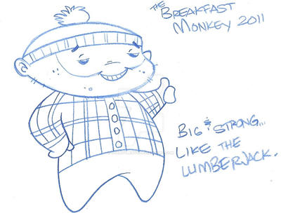 BM lumberjack version: 2011 by joeboylenyc