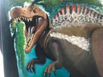 Jurassic Park Dinosaurs #2: Spinosaurus