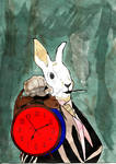 do you dare follow the White Rabbit?