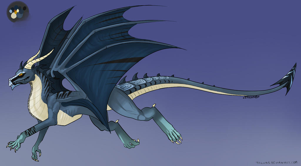 Raigor breedable dragon :OPEN: by TheAdoptArtist
