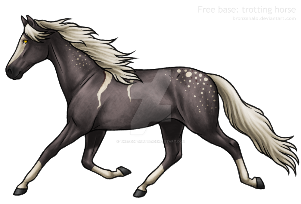 Horse ota [ CLOSED ] by TheAdoptArtist