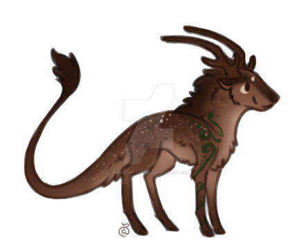 Deer/Ungulate OTA/NYP/MYO adopt - CLOSED by TheAdoptArtist