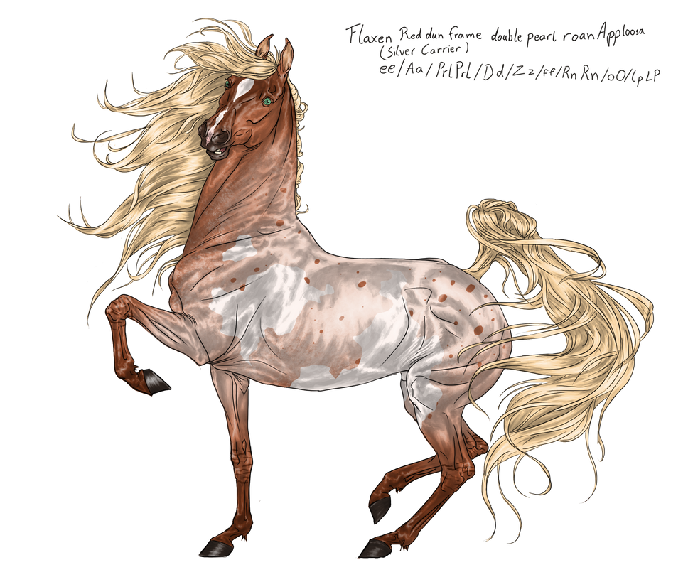 Horse Design Point/Paypal Auction 2 - [CLOSED] by TheAdoptArtist