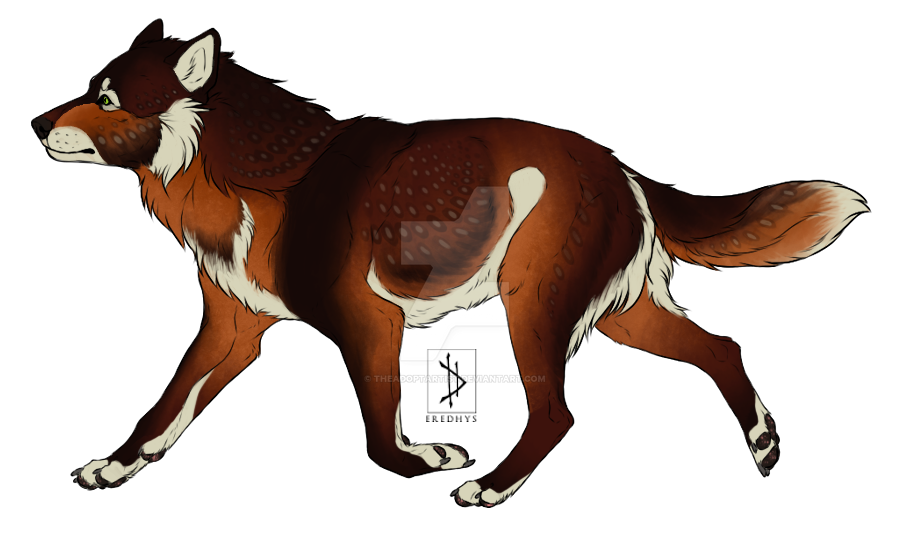 Canine/Wolf Auction 2 [CLOSED] by TheAdoptArtist