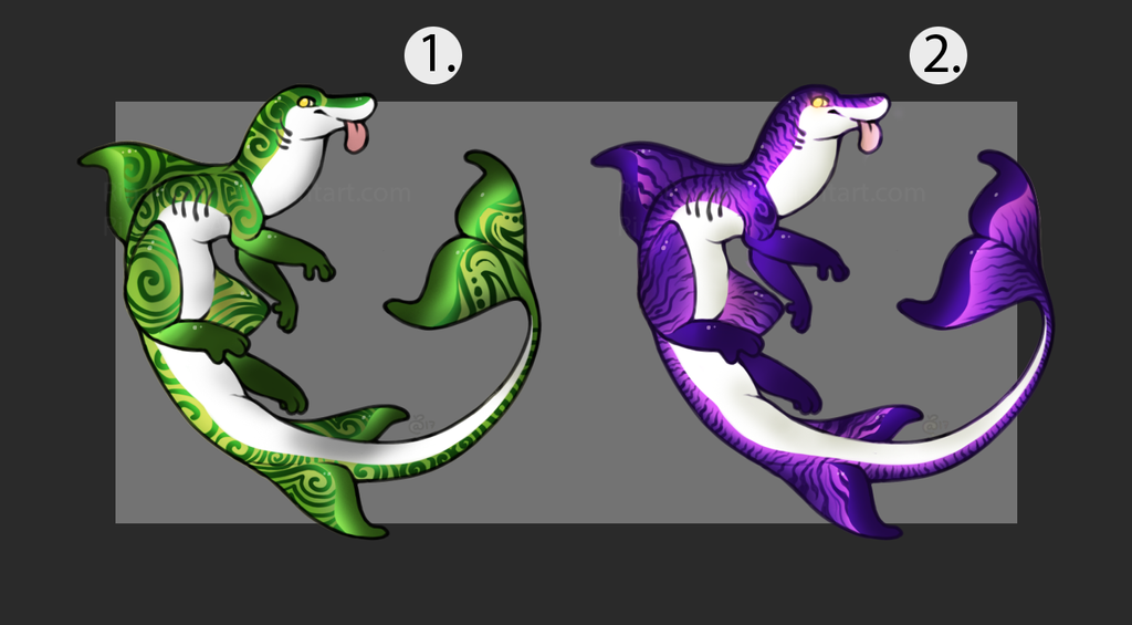 Seapup Auction [CLOSED][0/2][Batch 2] by TheAdoptArtist