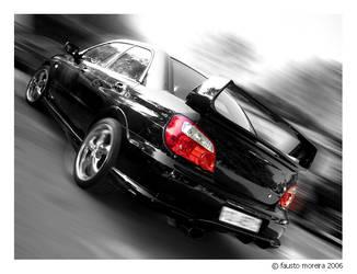 Subaru Impreza WRX STI by fcmoreira