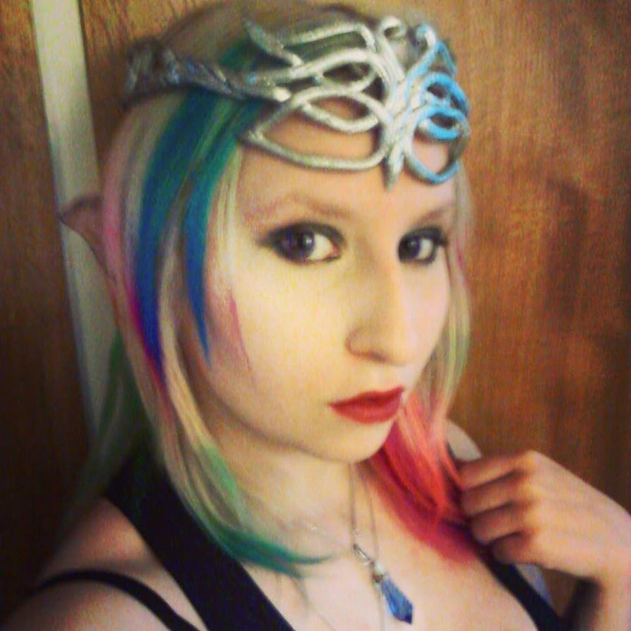 Elf cosplay plan by DragonTina
