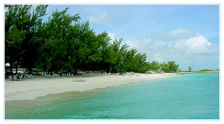 Rose Island Beach