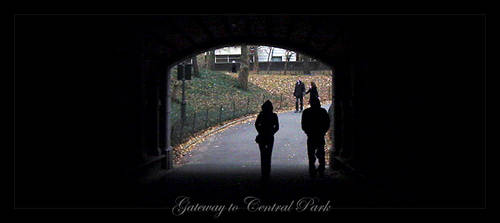 Gateway to Central Park