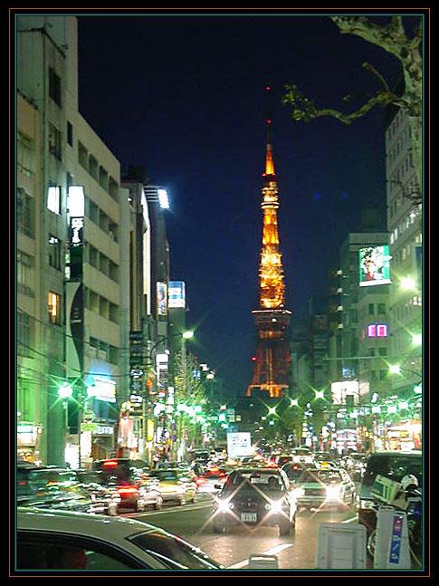 Tokyo Hustle by mmmmiko