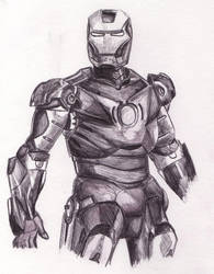 IRON MAN by Tullen666