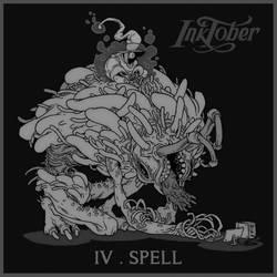 inktober.04 // SPELL