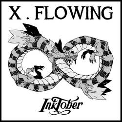 inktober.10 // FLOWING