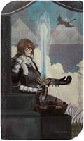 Sigfrid - Queen Of Swords