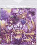 Touhou Project Spectacle-Glasses Cloth 2