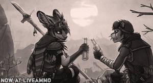 friendly drinks