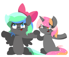 Commision: Allsorts of Starbursts. by TAT3XD