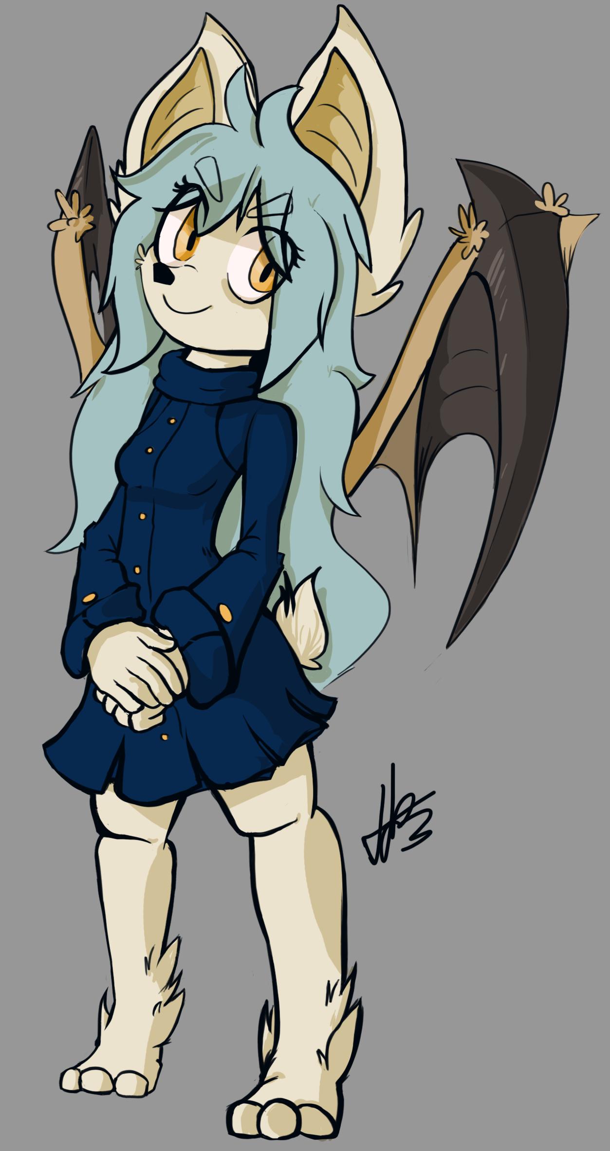 BatGirl by TAT3XD