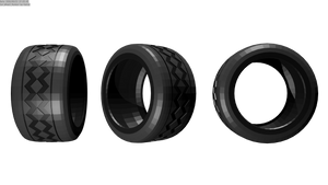Classic-Style Tyre by TAT3XD