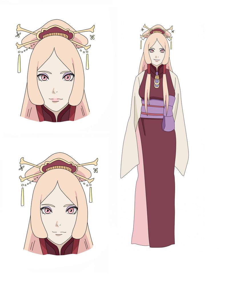 Naruto Akemi Zefimankai Deviantart