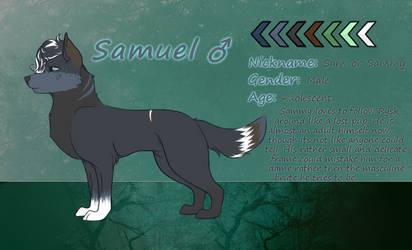 Samuel's Ref sheet