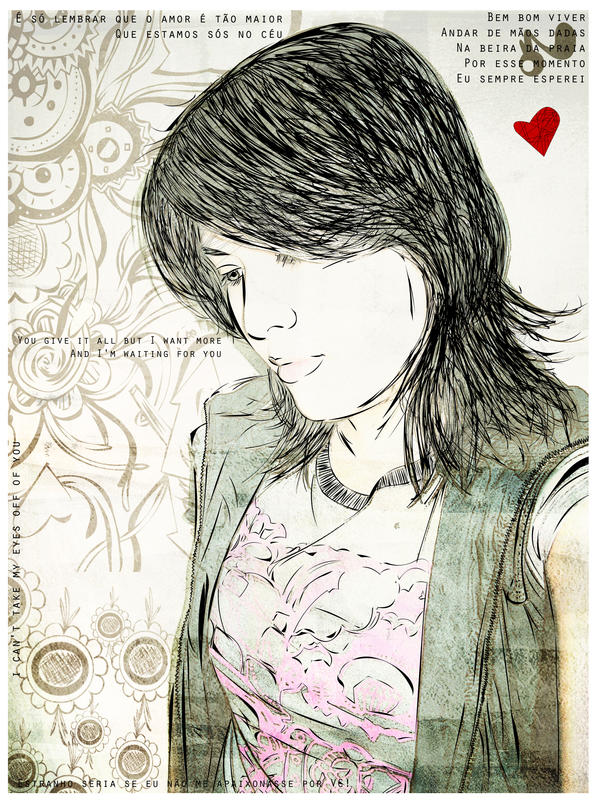 Sarah by natheil