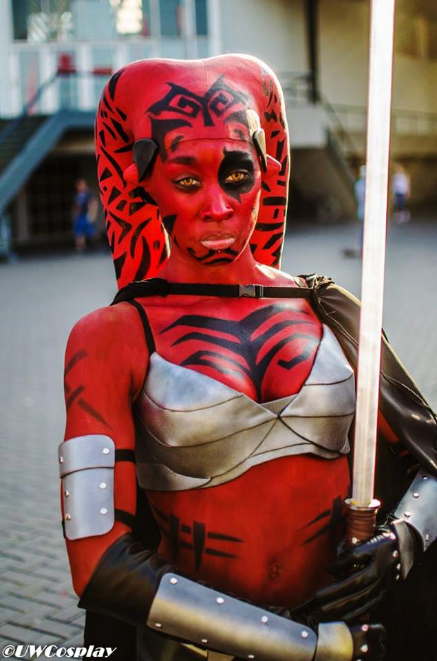 InuNeko Cosplay as Darth Talon - Starwars Legacy by ...