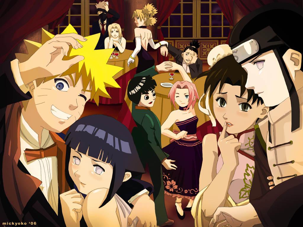 Naruto: Night to Remember by mickyoko