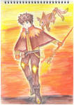 Sura the Orange mage by Lia-680